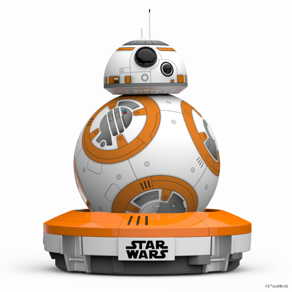 The Force Awakens BB-8 App-Enabled Droid