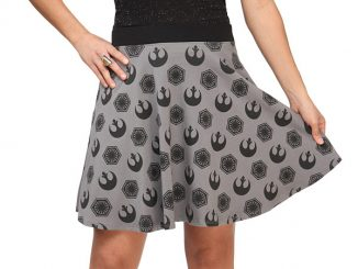 The Force Awakens Logo Skirt