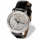 The Genuine Morgan Silver Dollar Watch