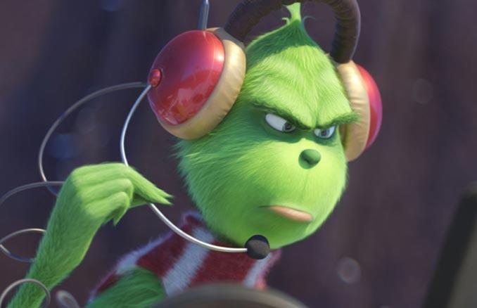 The Grinch Movie Trailer