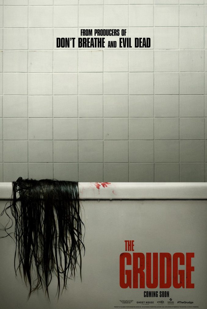 The Grudge 2020 Movie Poster