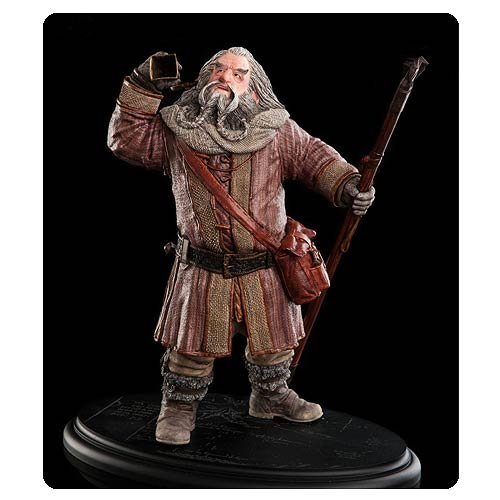 The Hobbit An Unexpected Journey Oin the Dwarf Statue