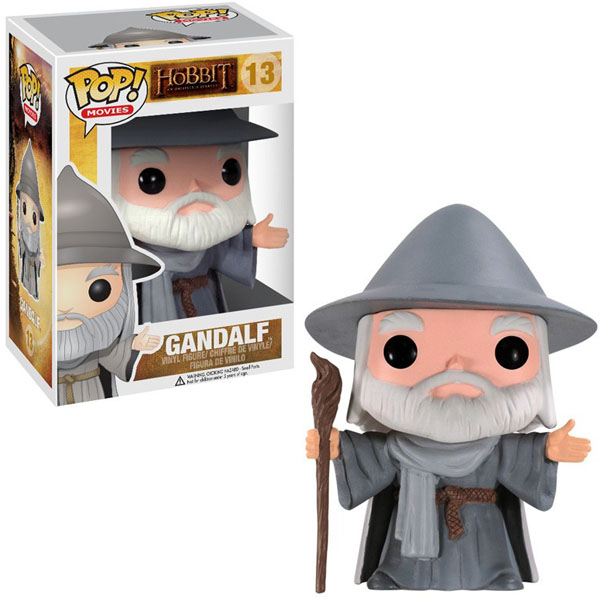 The Hobbit Gandalf POP Movies Vinyl The Hobbit Gandalf Pop! Vinyl Figure