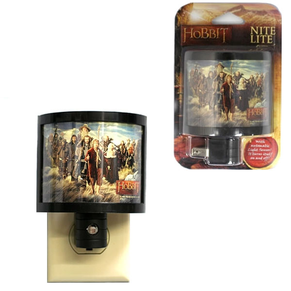 The Hobbit Night Light