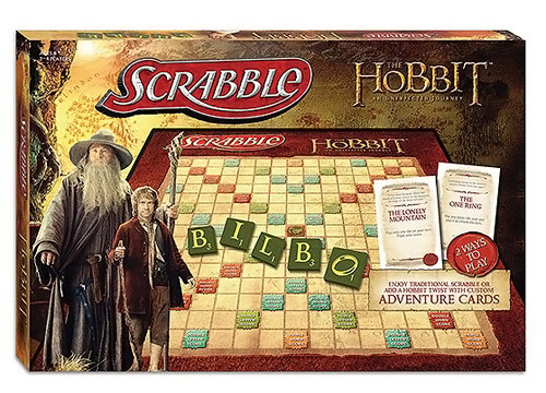 The Hobbit Scrabble Game