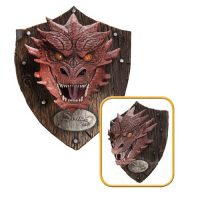 The Hobbit Smaug Head Mounted Trophy