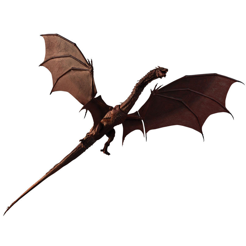 The Hobbit Smaug Large Scale Poseable Action Figure