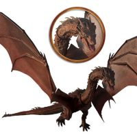 The Hobbit The Battle of the Five Armies Smaug Poseable Action Figure