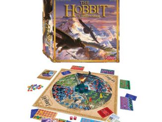 The Hobbit The Defeat of Smaug Board Game