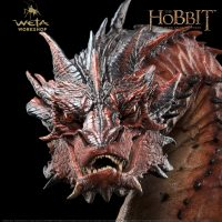 The Hobbit The Desolation of Smaug Smaug the Terrible Bust Edition