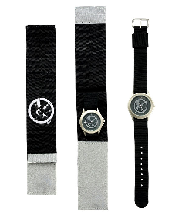 The Hunger Games Commando Watch