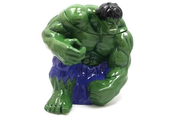 The Incredible Hulk Cookie Jar