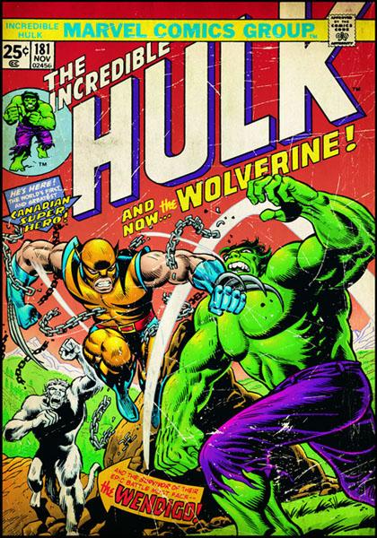 The Incredible Hulk Wall Graphic