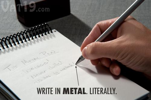 Inkless Metal Beta Pen