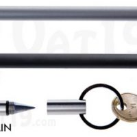 The Inkless Metal Beta Pen