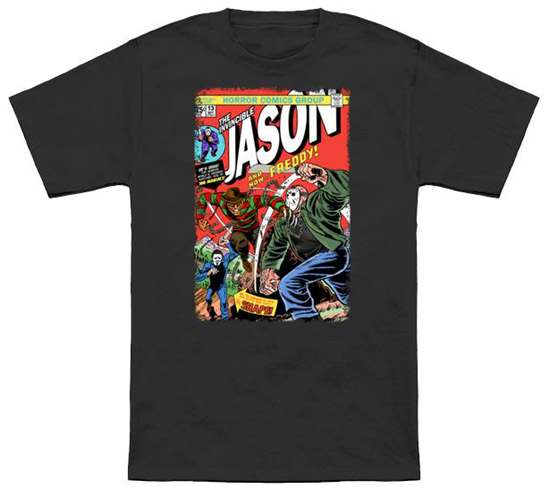 The Invincible Jason Shirt