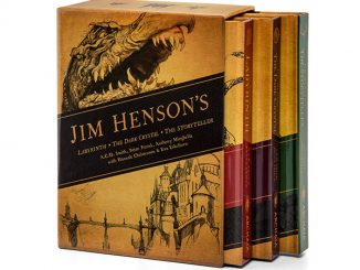 The Jim Henson Novel Box Set