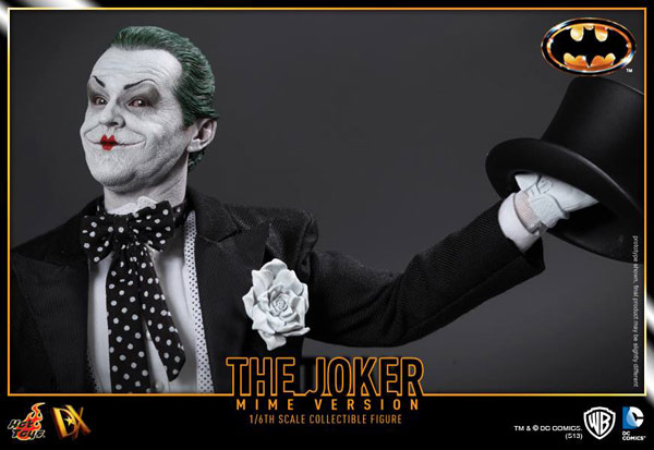 The Joker 1989 Mime Version Figure