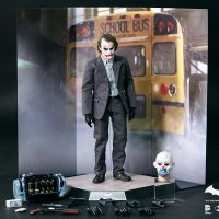 The Joker Bank Robber Version 2 Sixth-Scale Figure with Accessories