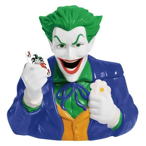 The Joker Cookie Jar Geekalerts
