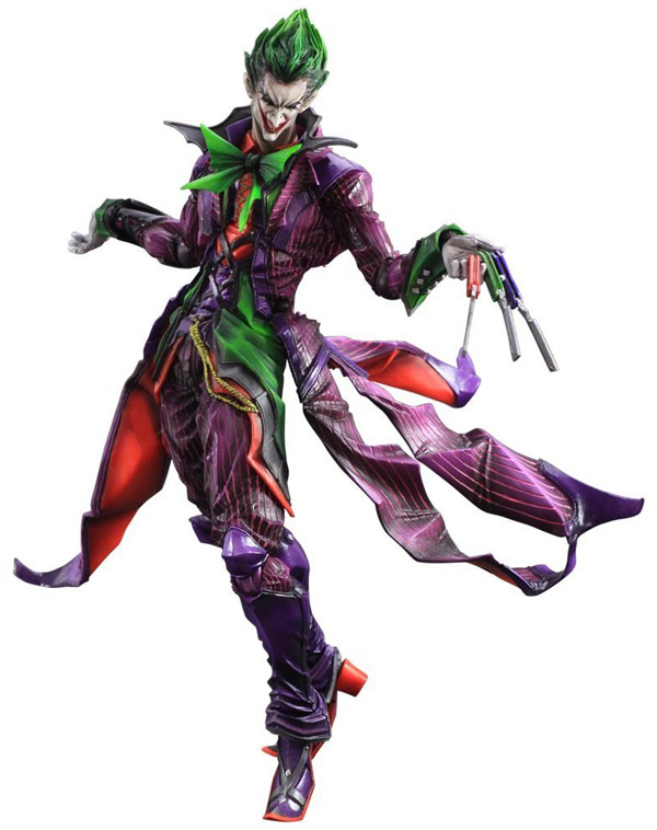 The Joker Play Arts Kai Variant Figure