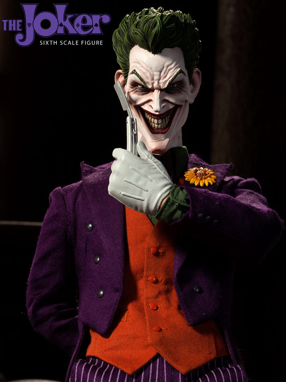The-Joker-Sixth-Scale-Figure