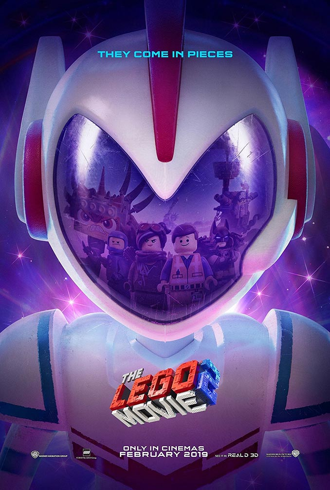 The LEGO Movie 2 Poster