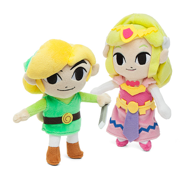 The Legend of Zelda 8in Plush