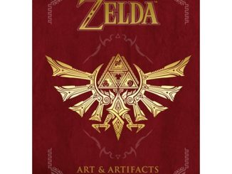 The Legend of Zelda Art and Artifacts Hardcover Book