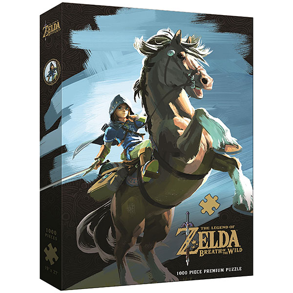The Legend of Zelda Breath of the Wild 1000pc Puzzle