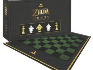 The Legend of Zelda Chess Collectors Set