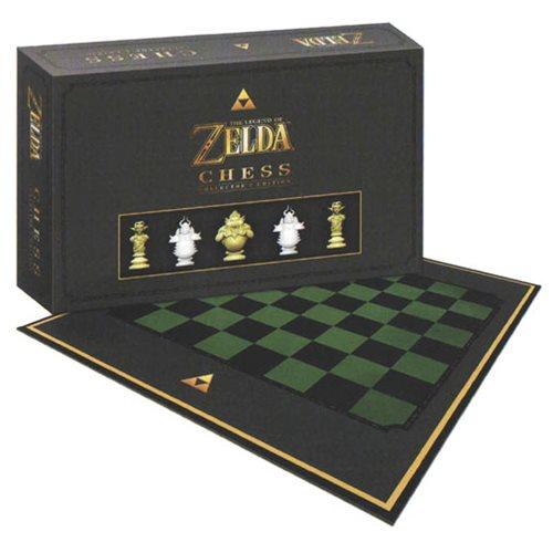 The Legend Of Zelda Chess Collector S Set
