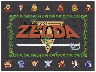The Legend of Zelda Classic Puzzle