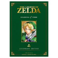 The Legend of Zelda Legendary Edition Volume 1