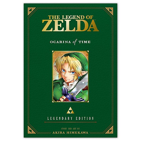 The Legend Of Zelda Legendary Edition Volume 1