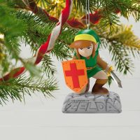 The Legend of Zelda Link Christmas Ornament