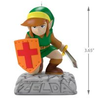 The Legend of Zelda Link Ornament
