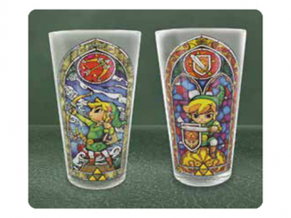 The Legend of Zelda Link's Glass