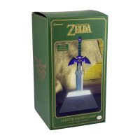 The Legend of Zelda Master Sword Lamp Box