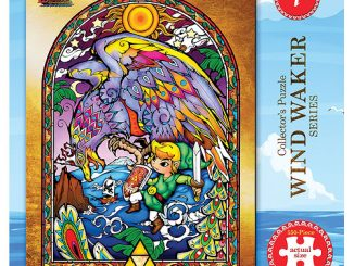 The Legend of Zelda The Wind Waker 550-Piece Puzzle