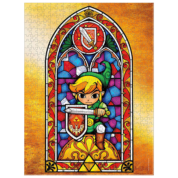 The Legend of Zelda Wind Waker 550pc Puzzle