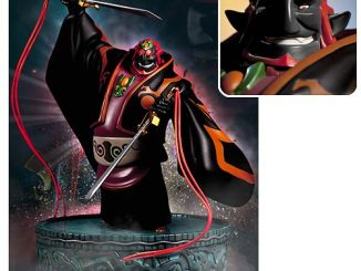 The Legend of Zelda Wind Waker Ganondorf Statue