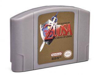 The Legend of Zudsa: Ocarina of Grime Soap