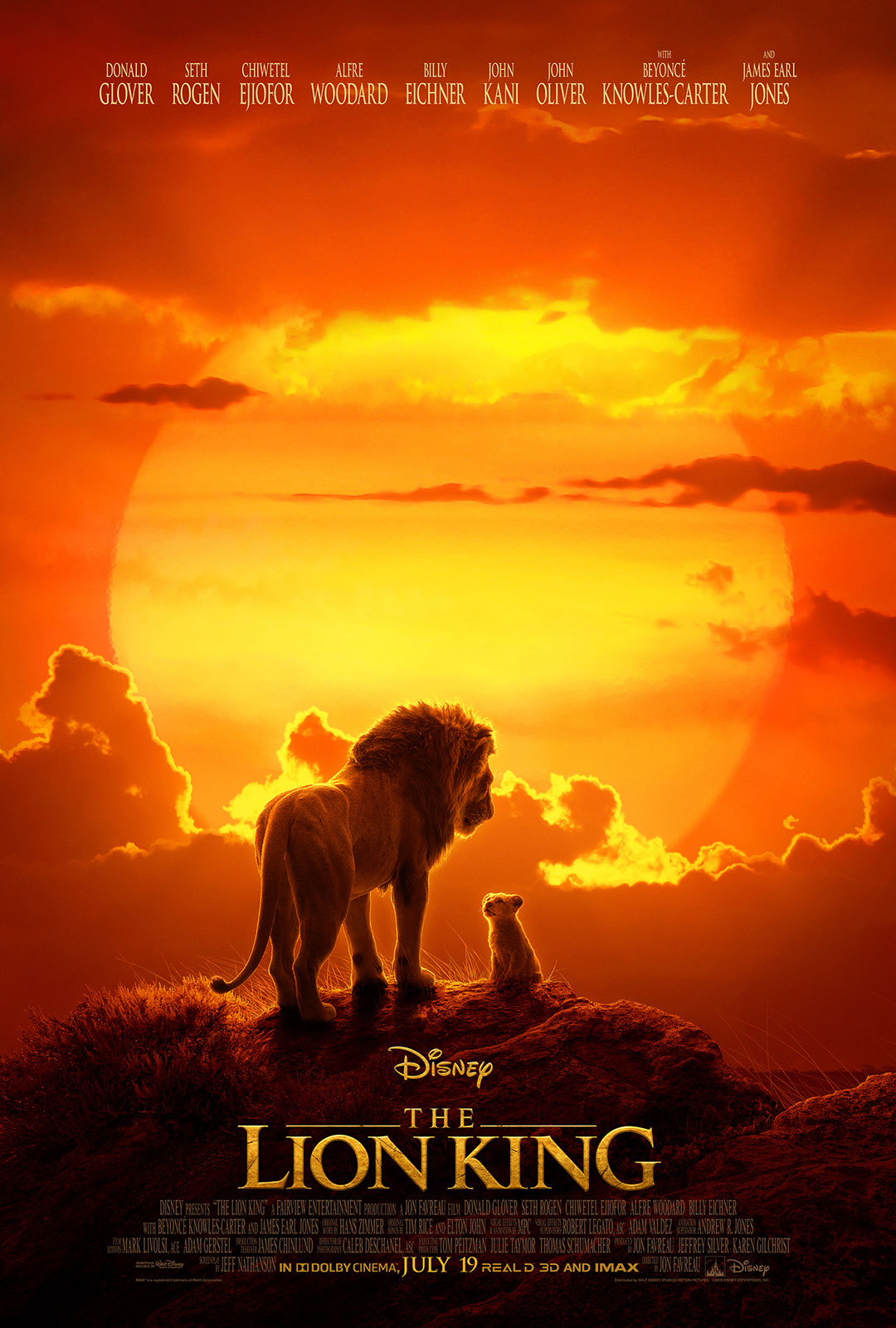 Bring A Trailer >> The Lion King Official Trailer