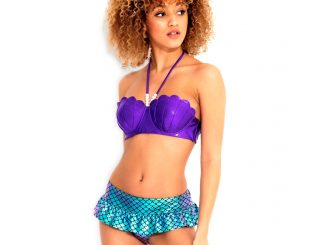 The Little Mermaid Bikini Swimsuit