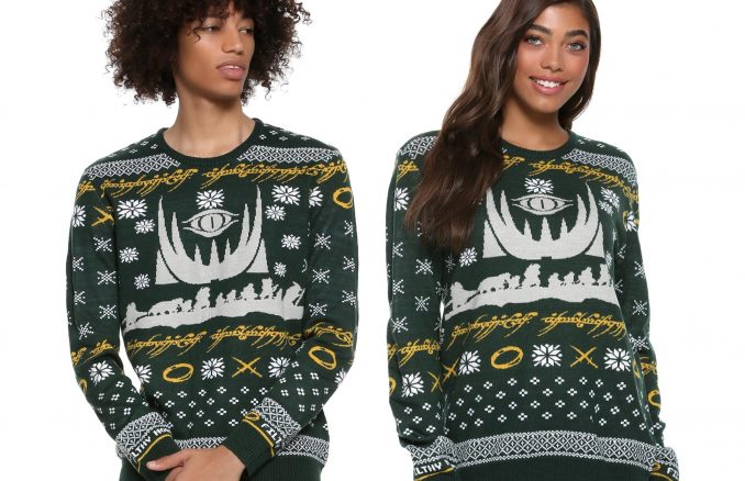 The Lord Of The Rings Holiday Sweaters