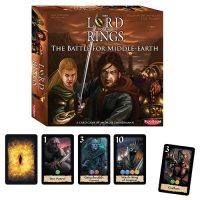 The Lord of the Rings The Battle for Middle-Earth Board Game