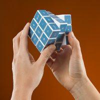 The Magic Cube Mathematic 3D Logic Puzzle