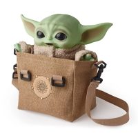 The Mandalorian Baby Yoda Premium Plush Bundle