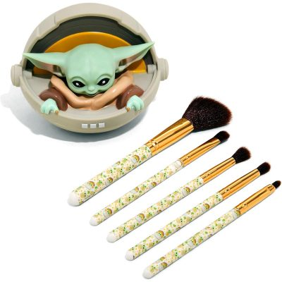 The Mandalorian The Child Makeup Brush Holder